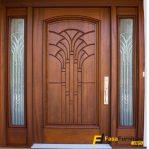 Desain Pintu Utama Klasik