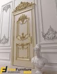 Pintu Kamar Model Ukiran Mewah