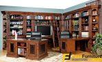 Set Meja Kantor Mewah