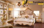 Desain Tempat Tidur Klasik Itali FF – 192