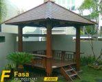 Gazebo Jepara Atap Sirap FF – 156