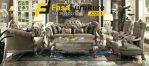 Kursi Tamu Sofa Mewah Model Eropa