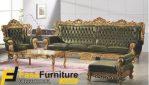 Model Kursi Tamu Sofa Royal Klasik