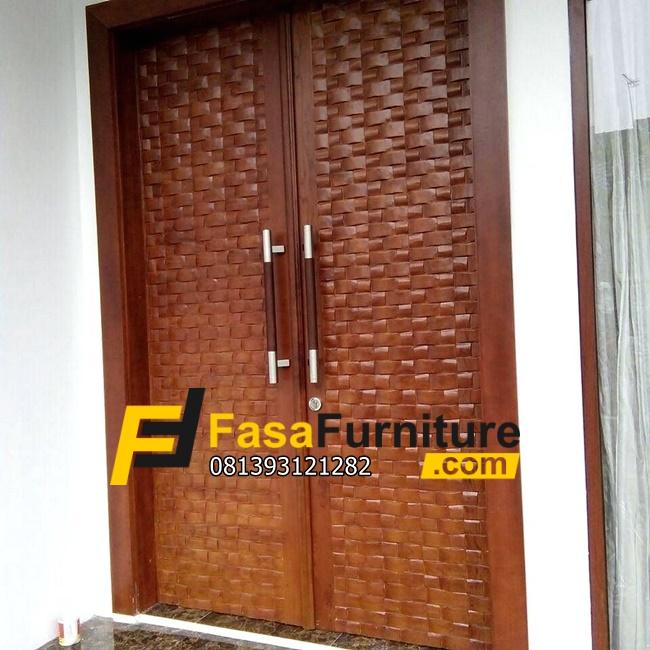 Model Pintu Kupu Tarung FF - 264