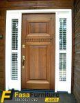 Pintu Rumah Mewah Klasik Modern