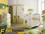 Set Tempat Tidur Bayi Mewah
