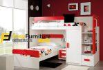 Tempat Tidur Anak Model Tingkat FF – 245