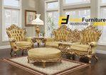 Harga Kursi Sofa Susifana Model Ukiran Klasik