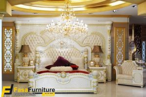 Kamar Tidur Najwa Model Klasik Eropa