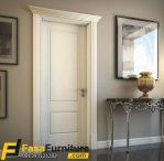 Model Pintu Kamar Modern Warna Putih
