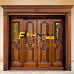 Pintu Rumah Model Kupu Tarung FF-291