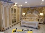 Set Tempat Tidur Klasik Minimalis FF – 282