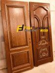 Jual Pintu Kamar Mewah Model Minimalisan Dan Ukiran Klasik