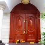 Pintu Kupu Tarung Motif Batu Akik Terbaru