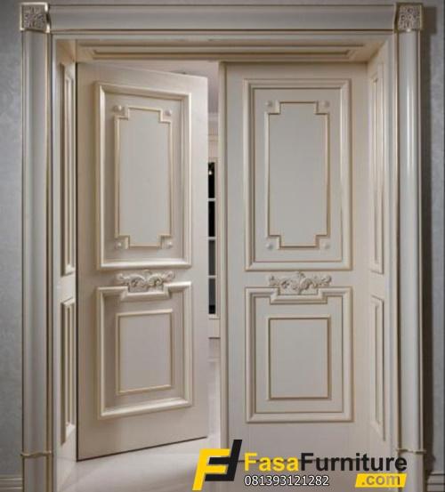Pintu Rumah Kupu Tarung Minimalis FF-360