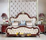 Tempat Tidur Mewah Najwa Klasik Jepara