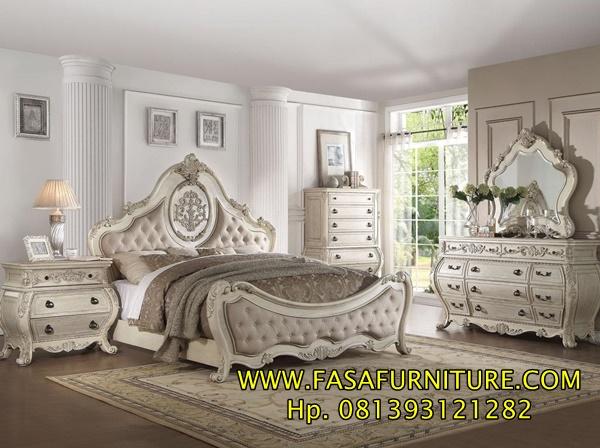 Set Tempat Tidur Klasik FF-418