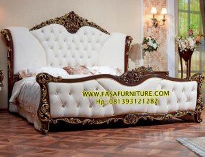 Tempat Tidur Klasik Turki Elegan FF-427