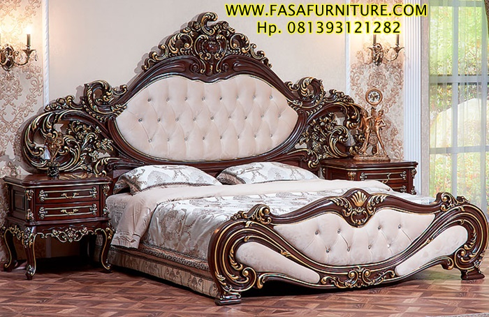 Tempat Tidur Klasik Turki FF-427