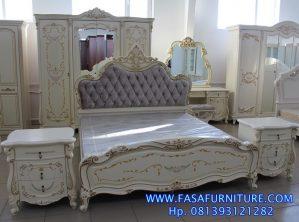 Jual Set Kamar Tidur Klasik Eropa FF-454