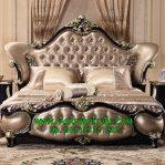 Tempat Tidur Mewah FF-443