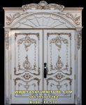 Model Pintu Rumah Mewah Ukiran Klasik
