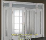 Set Pintu Kaca Jendela Minimalis