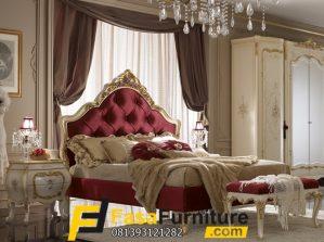 Desain Tempat Tidur Pengantin Ukiran