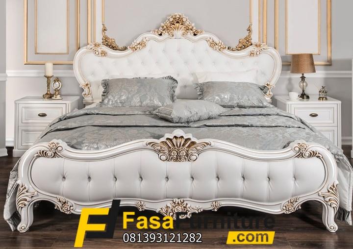 Jual Tempat Tidur Mewah FF-609
