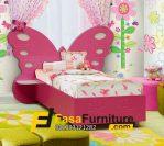 Tempat Tidur Anak Sayap Kupu Kupu