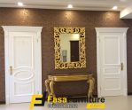 2 Model Pintu Kamar Minimalis Meja Konsul Tengah Ukir