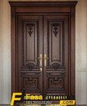 Set Daun Pintu Utama Ukiran Model Klasik