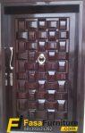 Set Pintu Kamar Anyaman Tikar Mewah