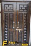 Kusen Pintu Utama Minimalis Modern