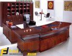 Furniture Meja Kantor Minimalis Jepara