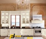 Kitchen Set Minimalis Model Lurus Modern