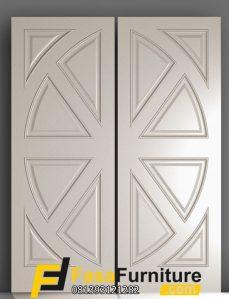 Daun Pintu Utama Minimalis Kupu Kupu Mewah